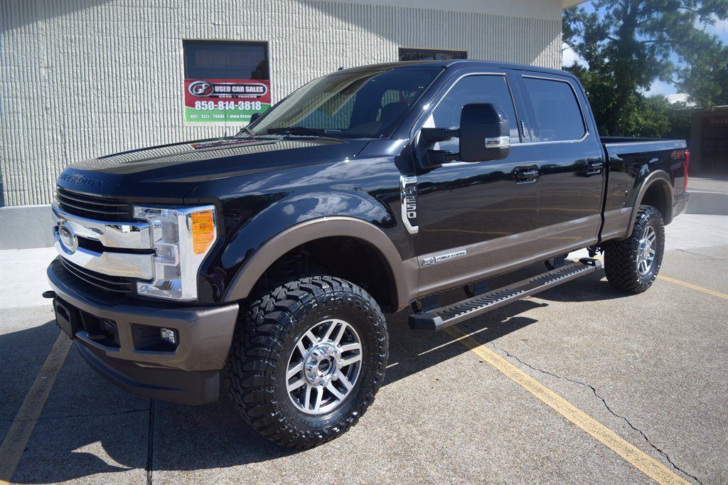 2017 Ford F250sd King Ranch